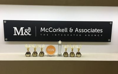 Buzz Buzz: McCorkell wins again!