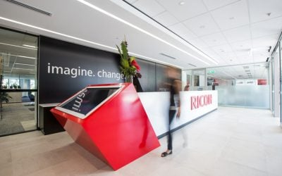 Ricoh repositions with McCorkell