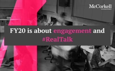 エンゲージメントと#RealTalk(本音)